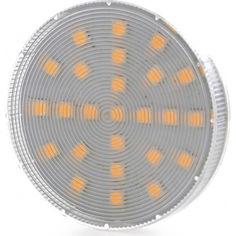 Акция на Лампа светодиодная Brille LED GX53 2.5W 25 pcs WW 230V SMD5050 (128126) от Allo UA