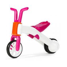 Акция на Детские велосипеды Chillafish Беговел-трансформер Chillafish Bunzi Розовый (CPBN01PIN) от Allo UA