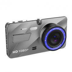 Акция на Видеорегистратор DVR A10 Full HD с выносной камерой заднего вида от Allo UA