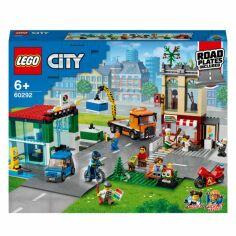 Акция на LEGO® City Центр города (60292) от Allo UA