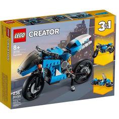 Акция на LEGO Creator Супербайк (31114) от Allo UA