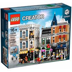 Акция на LEGO® Creator Городская площадь (10255) от Allo UA