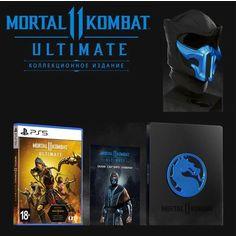 Акция на Игра Mortal Kombat 11 Ultimate Kollector's Edition (PS5, Русские субтитры) от MOYO