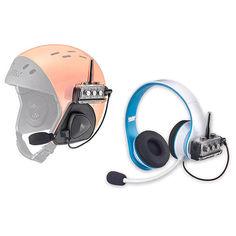 Акция на Комплект раций водозащищенный интерком BBTALKIN' Advance Surf set для шлема GATH от Allo UA