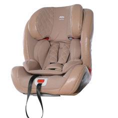 Акция на Автокресло детское CARRELLO Alto с ISOFIX и положение отдыха (9-36кг) CRL-11805 Biege Lion от Allo UA
