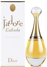 Акция на Парфюмированная вода для женщин Christian Dior J'Adore L'Absolu 75 мл (3348901396387) от Rozetka