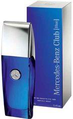 Акция на Туалетная вода для мужчин Mercedes Benz Club Blue Men 100 мл (3595471041166) от Rozetka