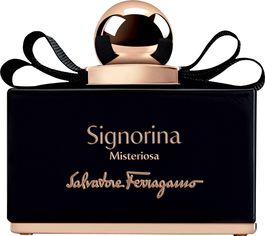 Акция на Тестер Парфюмированная вода для женщин Salvatore Ferragamo Signorina Misteriosa 100 мл (8034097959738) от Rozetka