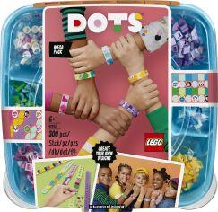 Акция на Набор LEGO DOTS Большой набор для создания браслетов (41913) от Будинок іграшок