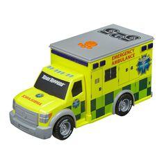 Акция на Машинка Road Rippers Rush & rescue Скорая помощь (20241) от Будинок іграшок