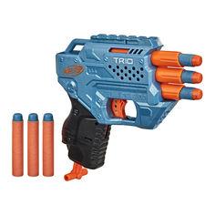 Акция на Игрушечный пистолет Nerf Elite 2.0 Trio TD-3 (E9954) от Будинок іграшок