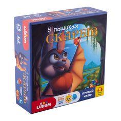 Акция на Настольная игра Ludum День ночь В поисках сокровищ на украинском (LD1046-55) от Будинок іграшок
