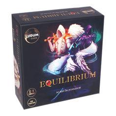 Акция на Настольная игра Ludum Лудум дарк Эквилибриум на украинском (LP8045-51) от Будинок іграшок
