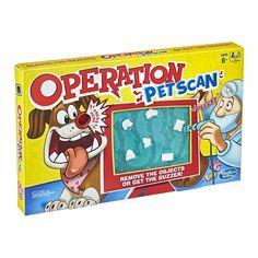 Акция на Настольная игра Hasbro Gaming Операция Лечим собачку (E9694) от Будинок іграшок