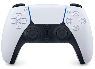 Акция на Беспроводной геймпад DualSense для PS5 White (9399902) от MOYO