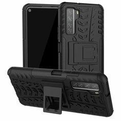 Акция на Чехол Armor Case для Samsung Galaxy A21 Black от Allo UA