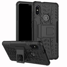 Акция на Чехол Armor Case для Xiaomi Redmi Note 5 Black от Allo UA