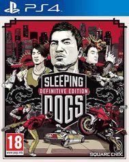 Акция на Игра Sleeping Dogs Definitive (PS4, Русские субтитры) от MOYO