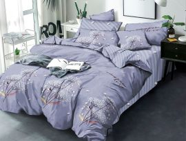 Акция на Комплект постельного белья MirSon Бязь Premium 17-0342 Amman 160х220х2 (2200002606950) от Rozetka