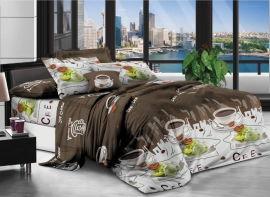Акция на Комплект постельного белья Modern Микросатин 15-0139 Drums 220х240 (2200002611978) от Rozetka