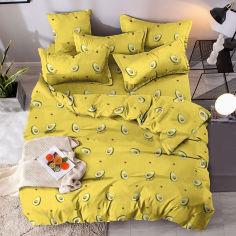 Акция на Комплект постельного белья MirSon Бязь Premium 17-0347 Phnom Penh 160х220 (2200002607902) от Rozetka
