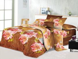Акция на Комплект постельного белья Modern Микросатин 15-0169 Vaduz 110х140 (2200002610117) от Rozetka