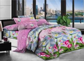 Акция на Комплект постельного белья Modern Микросатин 15-0147 Sea-buckthorn 200х220 (2200002613958) от Rozetka