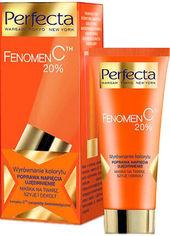 Акция на Маска для лица и шеи Perfecta Fenomen C 20% Booster Mask 60 мл (5900525044327) от Rozetka