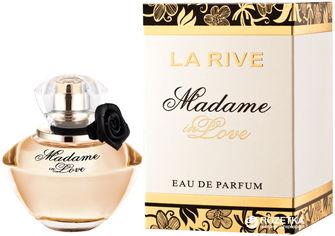 Акция на Парфюмированная вода для женщин La Rive Madame In Love 90 мл (5906735232479) от Rozetka
