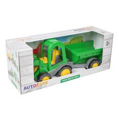Акция на Трактор-багги Tigres с ковшом и прицепом (в ассорт) 39349 ТМ: Tigres от Antoshka