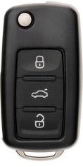 Акция на Чехол для автоключа LaManche Volkswagen Black (VW-A01K_blk) от Rozetka