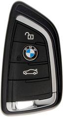 Акция на Чехол для автоключа LaManche BMW Black (BMW-B01K_blk) от Rozetka