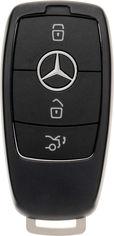 Акция на Чехол для автоключа LaManche Mercedes Black (Benz-B01K_blk) от Rozetka