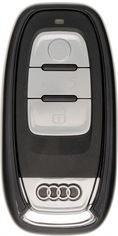 Акция на Чехол для автоключа LaManche Audi Black (Audi-A01K_blk) от Rozetka