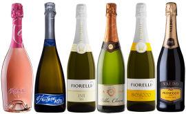 Акция на Набор игристых вин Праздничное настроение 4.5 л (733102570163) от Rozetka
