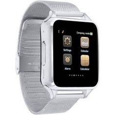 Акция на UWatch X7 Original Silver от Allo UA