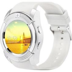 Акция на UWatch V8 White от Allo UA