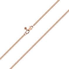 Акция на Цепочка из красного золота 000101650 45 размера от Zlato