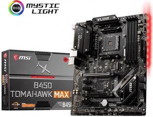 Акция на Материнcкая плата MSI B450 TOMAHAWK MAX II от MOYO