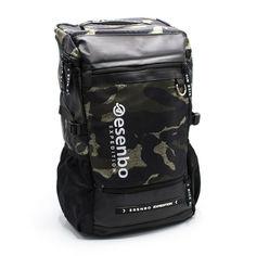 Акция на Рюкзак мужской Камуфляж Gear Bag GB2121.277 зеленый от Allo UA