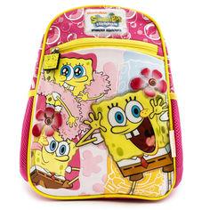 Акция на Рюкзак Hakancanta дошкольный 24369 Спанч Боб Spongebob розовый (SB24369) от Allo UA