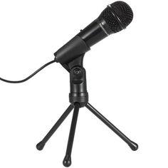 Акция на Конденсаторный микрофон Soncm SF-910 Black от Allo UA