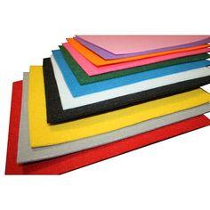 Акция на Фетр  JSL комплект из 13 цветов/2мм/25х25см от Allo UA