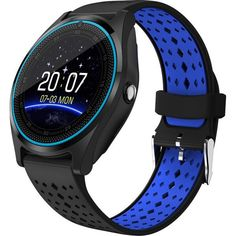 Акция на UWatch V9 Pro Original Black-Blue от Allo UA
