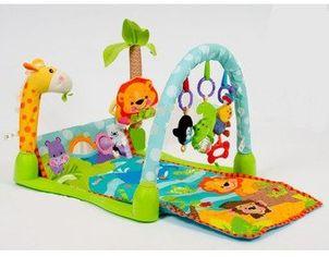 Акция на Развивающий коврик Joy Toy Умный малыш 4 (7181) от Stylus