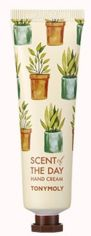 Акция на Tony Moly Scent Of The Day Hand Cream So Cool Крем для рук с бергамотом, розой, жасмином и мускусом 30 ml от Stylus