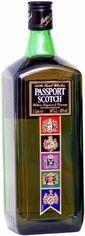 Акция на Виски Passport 1л, 40% от Stylus