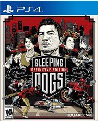 Акция на Игра Sleeping Dogs. Definitive Edition для PS4 (Blu-ray диск, English version/Russian subtitles) от Rozetka