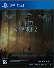 Акция на Игра Life is Strange 2 для PS4 (Blu-ray диск, English version/Russian subtitles) от Rozetka