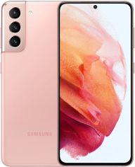 Акция на Samsung Galaxy S21 8/128GB Dual Phantom Pink G991B (UA UCRF) от Y.UA